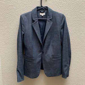 LOFT Heather Blazer - Gray/Cloth Style